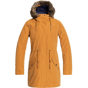 Roxy Amy 3N1 Jacket Women, cathay spice